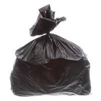 Saco para Lixo com Capacidade de 100 Litros Preto com 100 Unidades Itaquiti