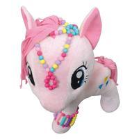 Pelúcia Fun My Little Pony Pinkie Pie com Miçangas