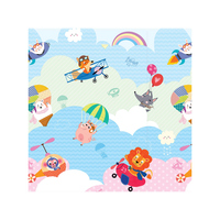 Tapete Infantil Safety 1st  Play Mat I Love Sky 1 Peça 185x125cm