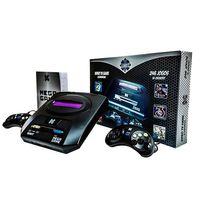 Console Mega Game + 2 Controles com 246 Jogos