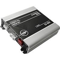 Amplificador Digital Boog D-2K 1X2000Wrms Mono