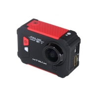 Kit Câmera De Ação Evo Full Hd 12mp + Bastão Retrátil Xtrax