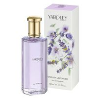 English Lavander Yardley Perfume Feminino Eau De Toilette 125ml