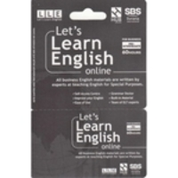 Let's Learn English Card - For Business - Pre-intermediate (60 Hours) - Hub Editorial