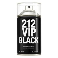 Body Spray Masculino 212 VIP Men Black Carolina Herrera 250ml