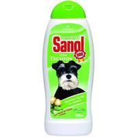 Shampoo Sanol  Pêlos Escuros Dog 500 ml