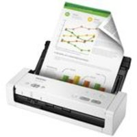 Scanner De Mesa Ads-1250w Wifi Brother