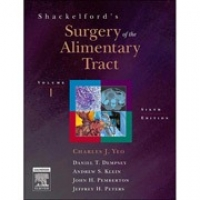 Shackelford´s - Surgery of The Alimentary Tract