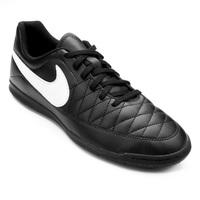 e3ba6b01a9 Chuteira Futsal Nike Majestry Ic Masculina Preto