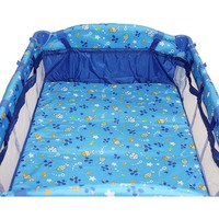 Berço Desmontável Baby Style Plus 663516 Oceano