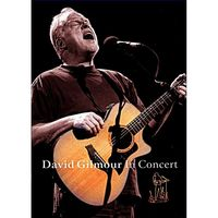 David Gilmour In Concert - Dvd Rock
