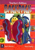 Backpack Teacher´s Book Starter