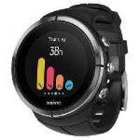 Relógio Gps Suunto Spartan Ultra Black Hr Frequencímetro Monitor Cardíaco