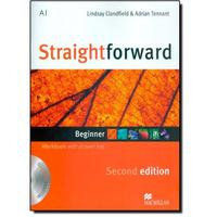 Straightforward:Workbook Includes Audio Cd