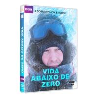 DVD BBC Earth - Vida Abaixo de Zero - 2 Discos
