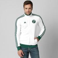 4541a0905c2da Jaqueta Adidas Palmeiras Masculina Branca