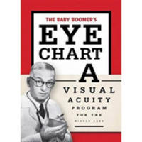 Baby Boomer´s Eye Chart, The:A Visual Acuity Program for the ...