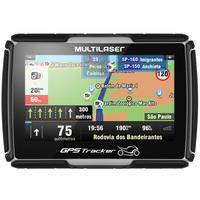 GPS Para Moto Multilaser Tracker II 4.3