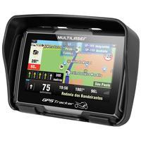 GPS Para Moto Multilaser Tracker II 4.3\