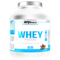 Suplemento BR Nutrition Foods Whey Foods Chocolate 2kg