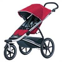 Carrinho de Bebê Esportivo Thule Urban Glide Vermelho