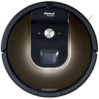 Robô Aspirador de Pó iRobot Roomba 980