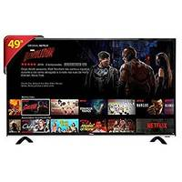 Smart TV LED 49'' 4K Philco PTV49F68DSWN Wi-Fi