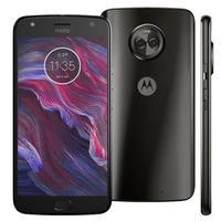 Smartphone Motorola Moto X4 XT1900 Desbloqueado GSM 32GB Dual Chip Android 7.1 Preto