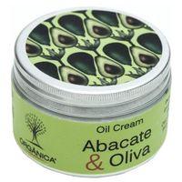 Hidratante Corporal Orgânica Oil Cream Abacate E Oliva 250g