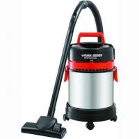 Aspirador de Água e Pó Black & Decker AP4850 Vermelho e Preto 220V