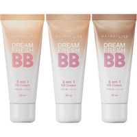 BB Cream Maybelline Dream 8 em 1 FPS 30