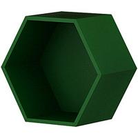 Nicho Hexagonal Leblon Artsoli Verde