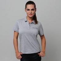 ff1dc58780 Camiseta Polo Penalty Feminina Cinza