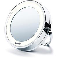 Espelho Beurer BS59 Iluminado de Parede e de Bancada 2 Em 1