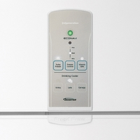 Refrigerador Panasonic NR-BT54PV1W Frost Free 483 Litros Branco 110V
