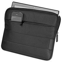 Case Sleeve Nylon para Tablet Smart Case Multilaser Dupla Camada 10'' BO302 Preto
