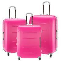 Conjunto de Malas Santino Pink 3 Peças HDV12004J47