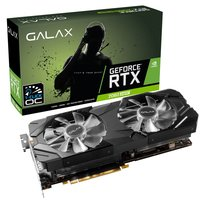 Placa de Vídeo Galax GeForce RTX 2060 Super EX 1 Click OC 8GB 26ISL6MPX2EX