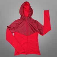 Jaqueta Nike Fanatic Feminina Vermelha e Vinho  3d8477ed8ecef