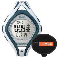 2f4533c21e4 Kit Relógio Timex T5k505SU KTI Masculino Ironman Tap Sleek 150-Lap +  Braçadeira para