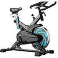 Spinning Bike Oneal TP1000 - Preto c/ Azul