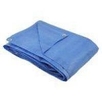 Lona polietileno 6x3m azul 100 micras - Belfix