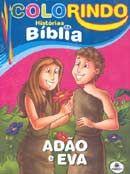 Colorindo Histórias da Biblia
