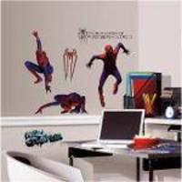 Adesivo De Parede Spider-Man 4 Hero Wall Decals Roommates
