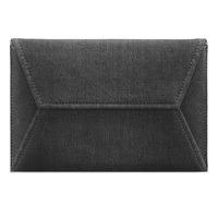 Capa Envelope de 12pol. em jeans da Incase para MacBook Preto