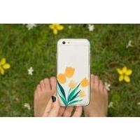 Capinha iCover Flores Tulipa Apple iPhone 6 Plus / 6S Plus
