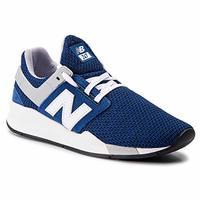 Tenis New Balance 247 Ms247Fk 41 Azul/Cinza/Branco
