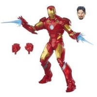 Boneco Marvel Legends Iron Man Hasbro
