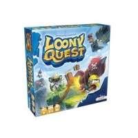 Jogo Loony Quest Lnq001 Galápagos Jogos