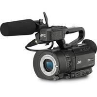 Filmadora Jvc Handycam GY-LS300 4k Wifi Preta